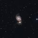 M51 Whirlpool Galaxy,                                Scott Homstead