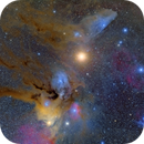 Mars meets Antares in the cloud,                                Atsushi Ono