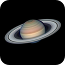 Saturn on 15 April 2020 in colaboration with Damian Peach,                                chilescope