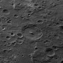 Cratère  Piccolomini , Lune du 19/03/2021,                                Georges