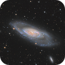 M106 in HA LRGB, a great shoot!,                                Vincent F