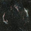 Veil Nebula,                                Johannes Grimm