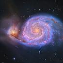 M51 Color,                                sydney