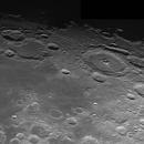 Langrenus and Petavius, Two Magnificent Craters,                                 Astroavani - Avani Soares