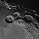 Theophilus, Cyrillus, Catharina, Rupes Altai,                                Máximo Bustamante