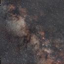 Part of the Milky Way,                                Jan Schubert