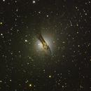 Centaurus A,                                Ricardo L Pinto