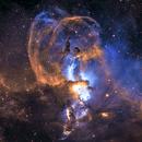 Statue of Liberty Nebula,                                DaveMoulton