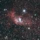 The Bubble Nebula (NGC 7635),                                Jim Tallman