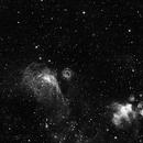 NGC 2020 in Ha,                                Craige