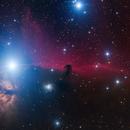 Horsehead Nebula from Insight Observatory,                                Mauricio Christiano de Souza
