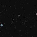 M108 & Owl Nebula,                                Matthias