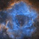 NGC 2359 Rosette Nebula in SHO,                                Surfrider
