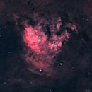NGC7822 (HOO version),                                aukropov