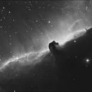 The Horsehead nebula,                                Jake Stavola