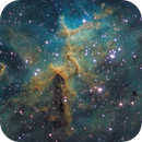 Melotte 15 - Heart of the Heart Nebula,                                barrabclaw