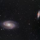 M81 and 82,                                Shannon Calvert