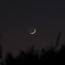 Crescent moon,                                AC1000