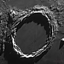 Archimedes crater,                                Salvo Piraneo