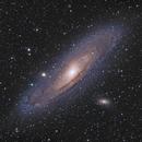 M31 - The Andromeda Galaxy,                                Rohit Nair