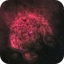 Cat's Paw Nebula NGC6334,                                Michel Lakos M.