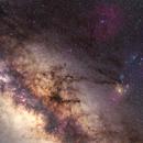 Summer Milky Way 2020,                                Nikita Misiura