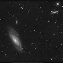 M106, NGC 4217 ( Avril 2020),                                jp-brahic