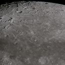 Northern lunar latitudes,                                Toni Adrover