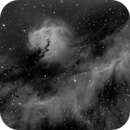 Gum 1 & IC 2177, Ha,                                Stephen Garretson