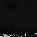 Jupiter & Pleiades above Haarlem,                                canphaz