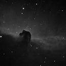 Horse Head Nebula In Orion,                                CitySpace Astro