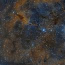 The Elephant Trunk Nebula,                                Mostafa Metwally