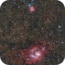 Trifid and Laguna,                                Tharsis82
