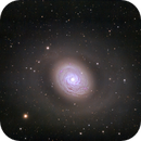 M94, The Cat's Eye Galaxy,                                John Hayes