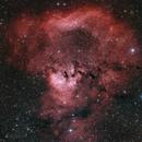 Cederblad 214 & NGC7822,                                Johannes Bock