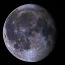 Color Moon 26 October 2018,                                pieroc