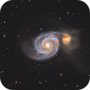 M51 HaRGB,                                Xplode