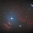Horsehead Nebula,                                Don Curry