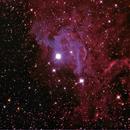 IC 405 - Nel cuore dell'Auriga,                                jbconti