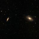 Bode and Cigar (M81, M82) Galaxies,                                Kapil K.