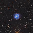 NGC 1514 - Crystal Ball Nebula,                                Bob Gillette