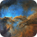 NGC6188 Fighting Dragons Nebula,                                Peter Jenkins