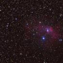 NGC 7635,                                Stefan Bauer
