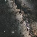 Milky Way,                                stille