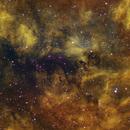 NGC6914 in swan,                                Irving Pieters