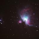 M42- Orion,                                Edward Ballaron