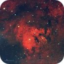 NGC7822,                                apophis