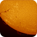 Solar Image from 08/07/13,                                aboy6
