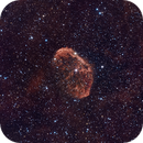 Crescent Nebula NGC 6888 (First Try),                                Philippe Oros
