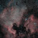 North America & Pelican Nebulae,                                8472